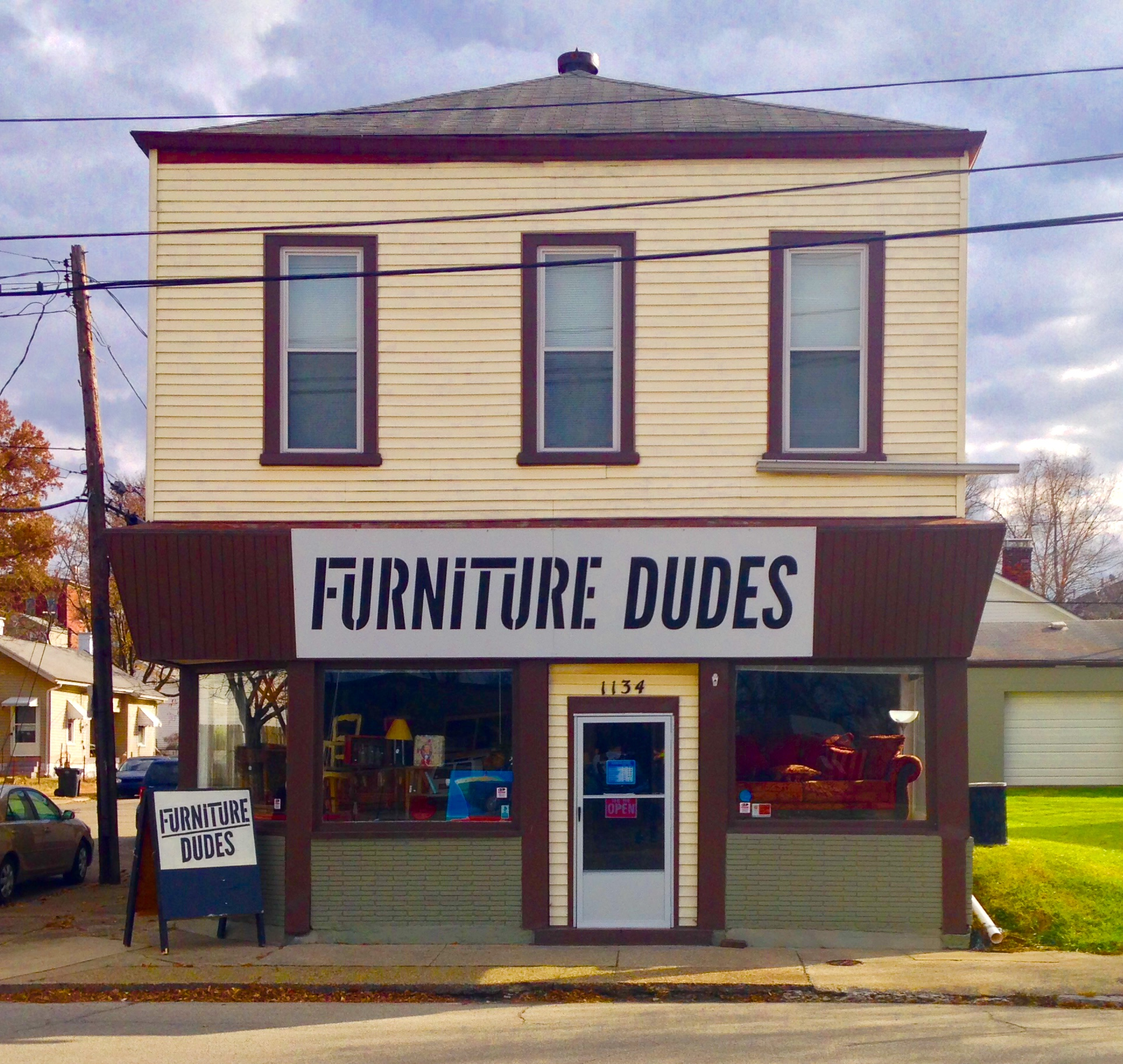 Home Page Furniture Dudes